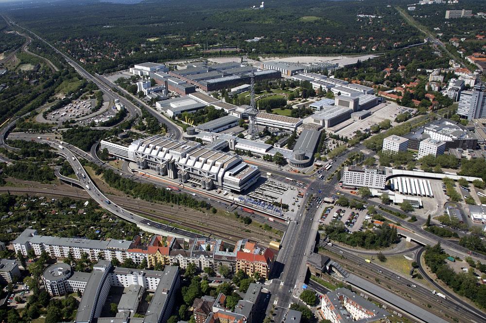 Берлинският изложбен комплекс Berlin Messe привлича едни от най-големите технологични и бизнес изложения