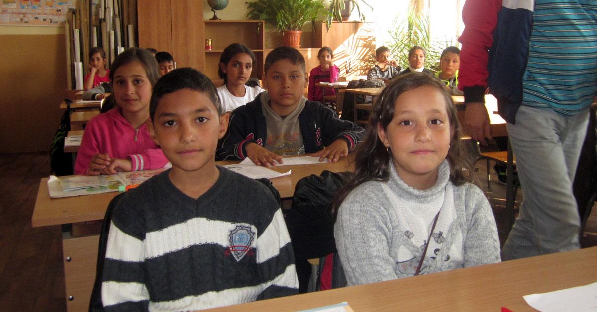 """II.6. Без """"приемни училища"""" за децата от малцинствата"""