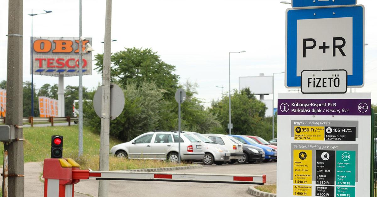 III.1. Нови буферни паркинги спират колите в периферията