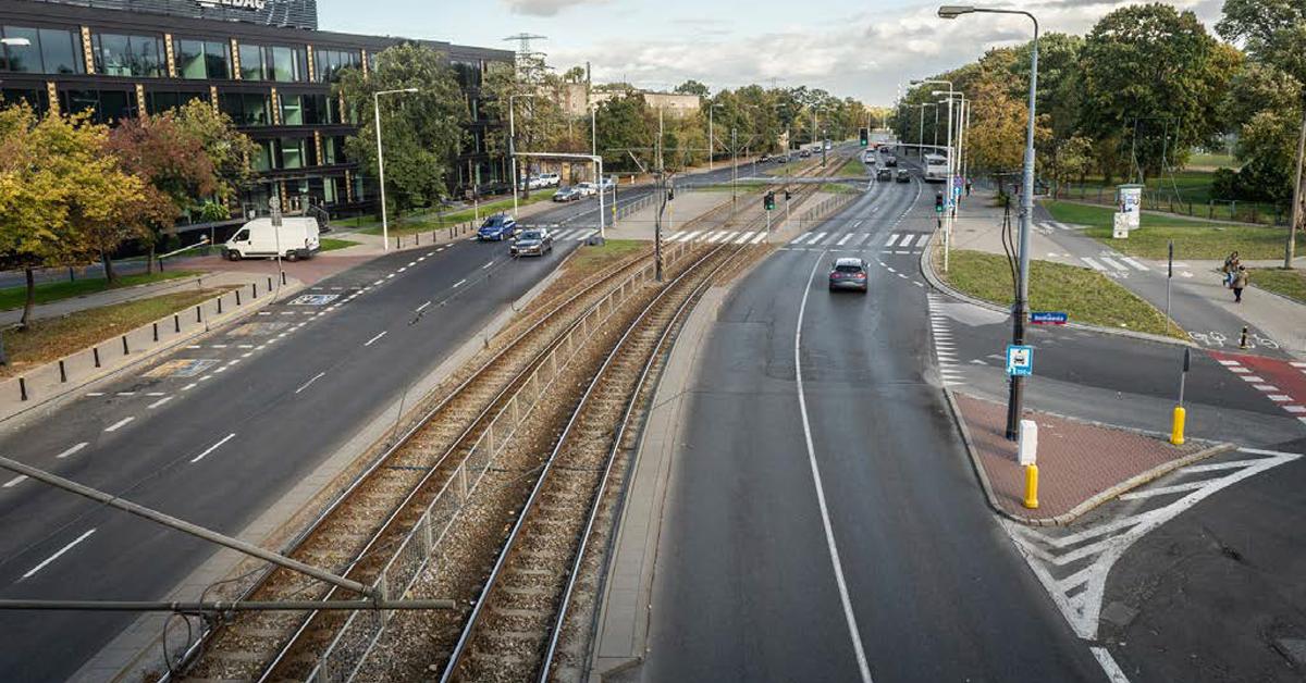 Трамвайните линии по бул. Тодор Каблешков