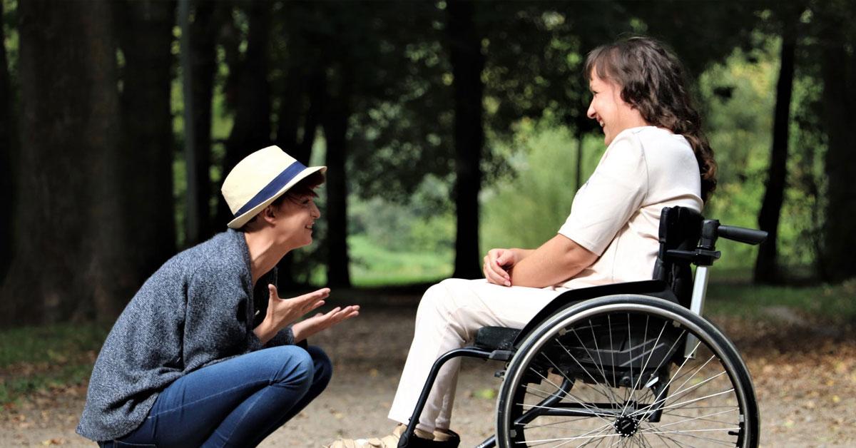 III.4. Достойна среда за хората с увреждания