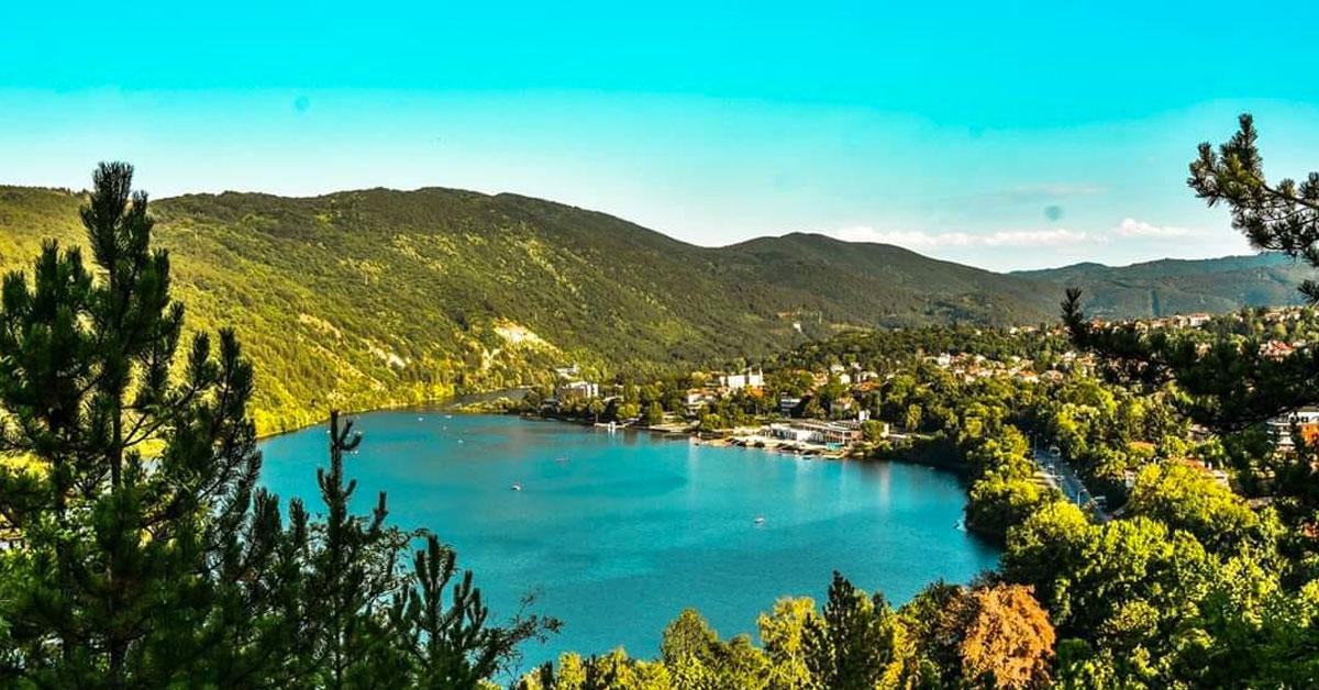 Панчаревското езеро – зона за отдих край водата