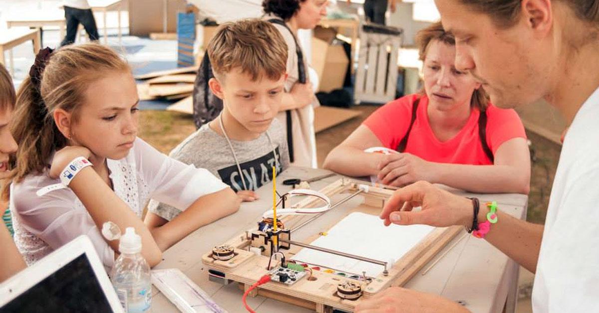 III.3. Иновационен лагер за деца и юноши