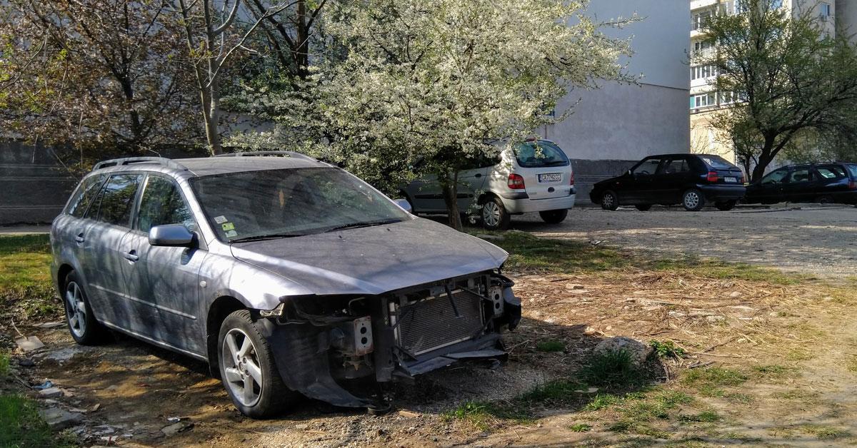 I.3. Бързо премахване на изоставени коли