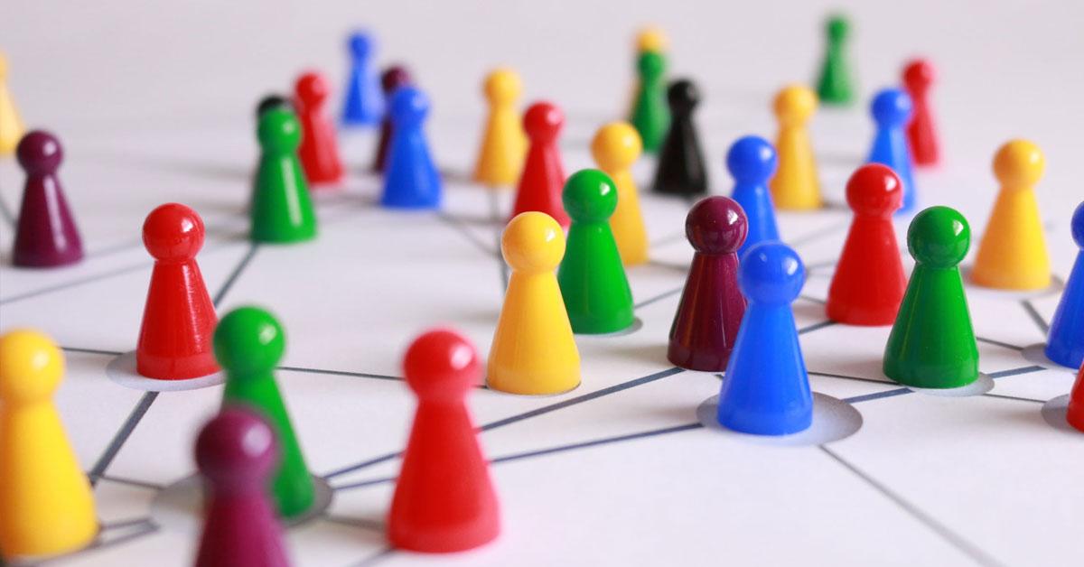 I.3. Създаване на координационни хъбове