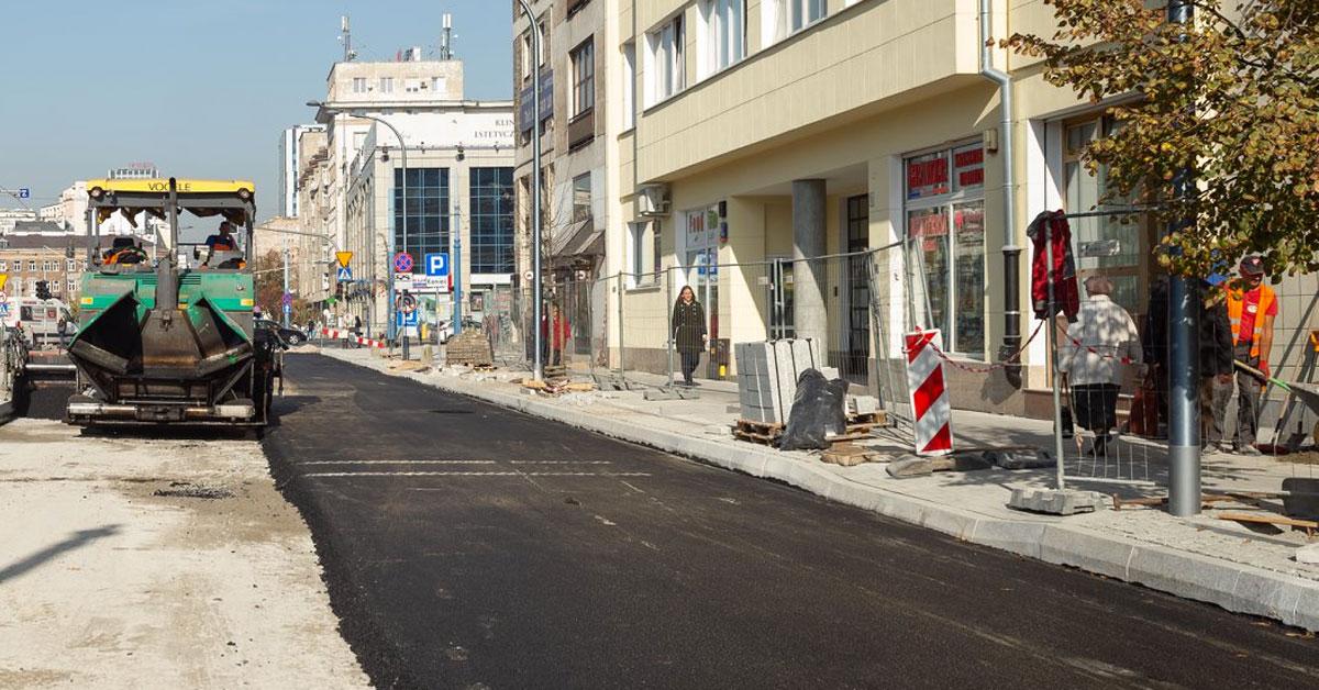 II.2. Обновяване на кварталните артерии