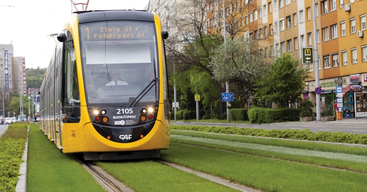 II.1. Нови трамвайни трасета