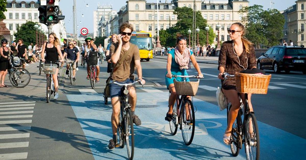 V.2. План за велосипеден транспорт