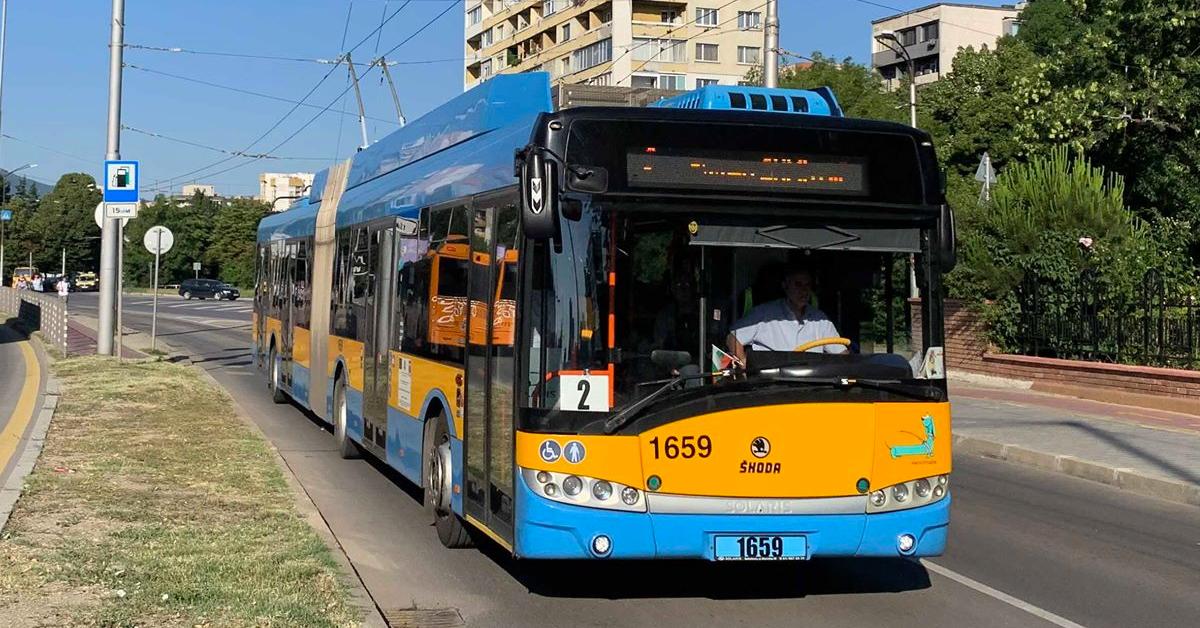 I.4. Модернизация и развитие на тролейбусите
