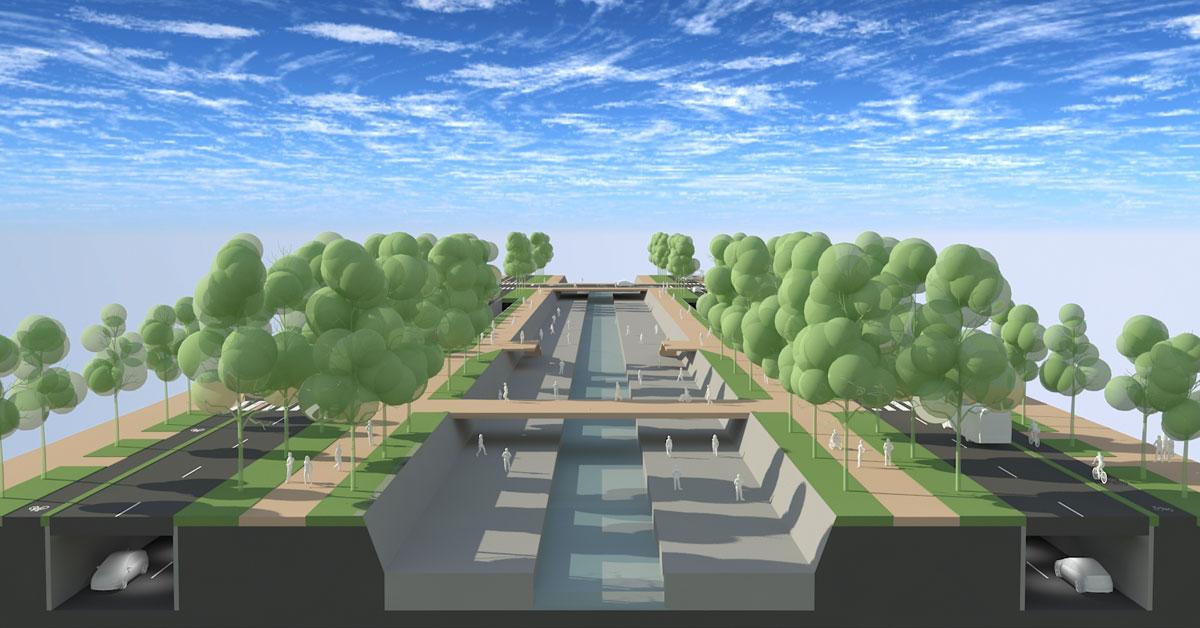 Северен обход на центъра: Сливница – Сточна гара – Цариградско шосе