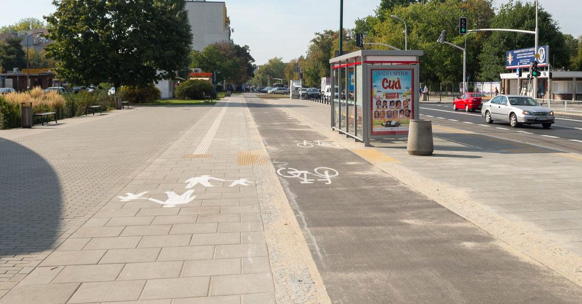 I.2. Свободни от коли тротоари