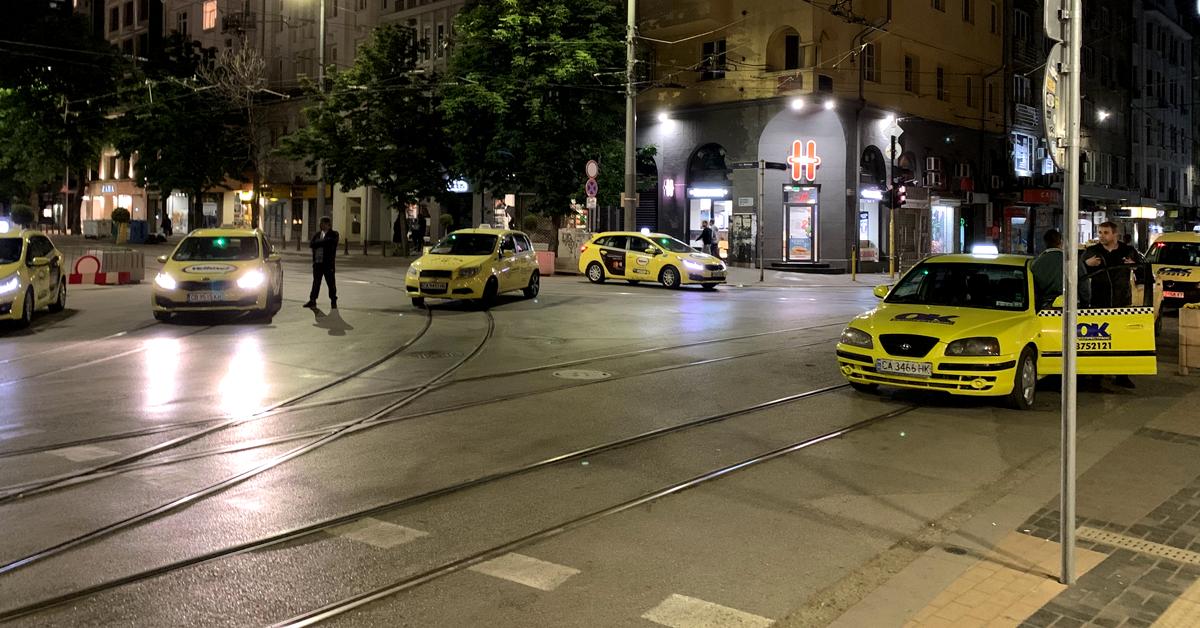 IV.5. Таксита и споделена мобилност
