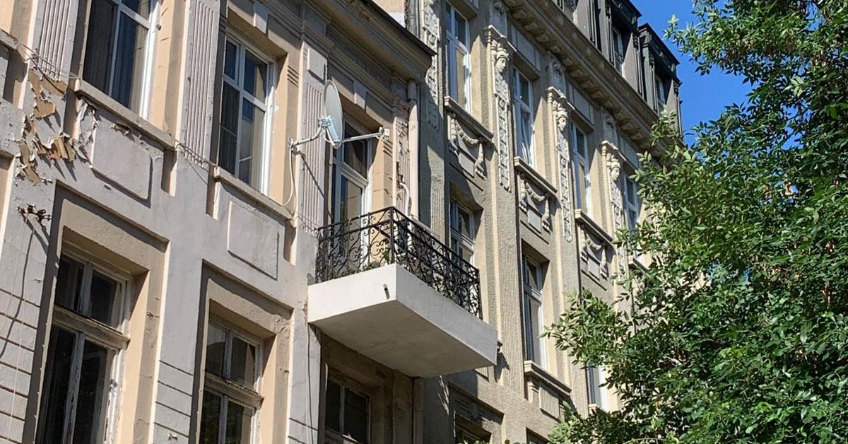 I.1. Улеснена реставрация на старите сгради