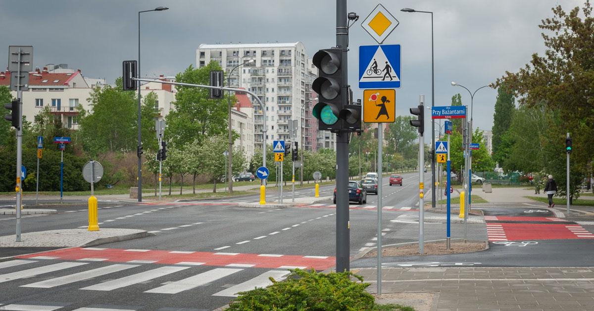 III.4. Ускоряване на преминаването през ключови кръстовища