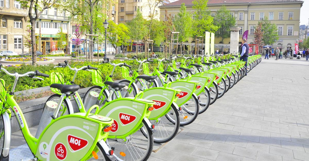 V.3. Работеща система за велосипеди под наем