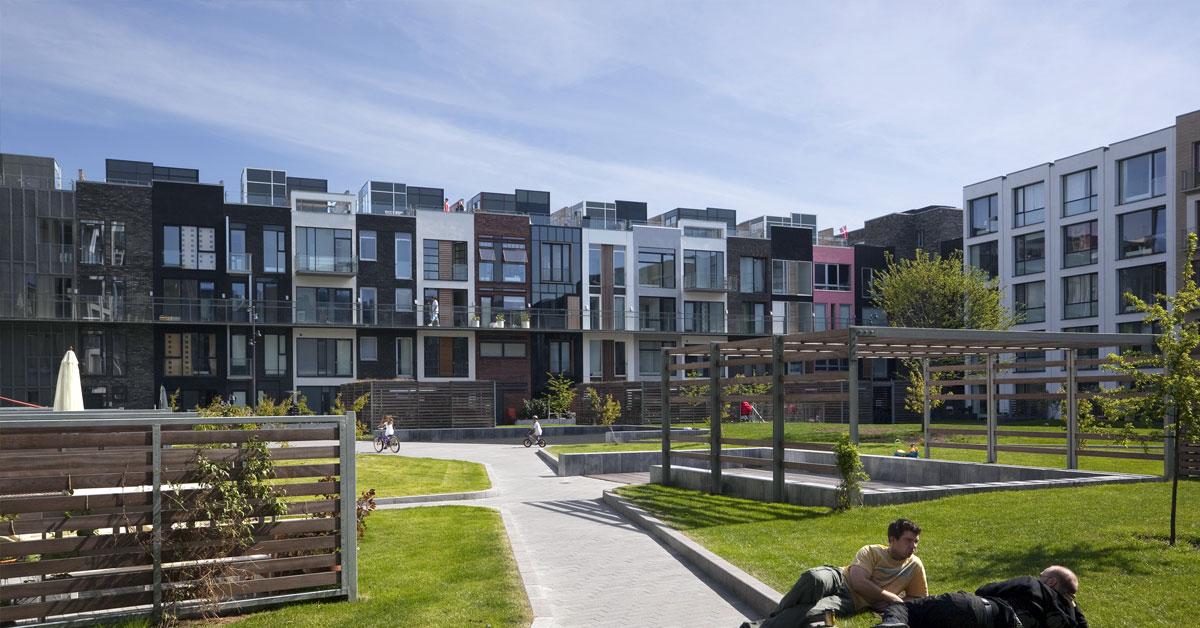 Виетнамските общежития – нов квартал с достъпни жилища