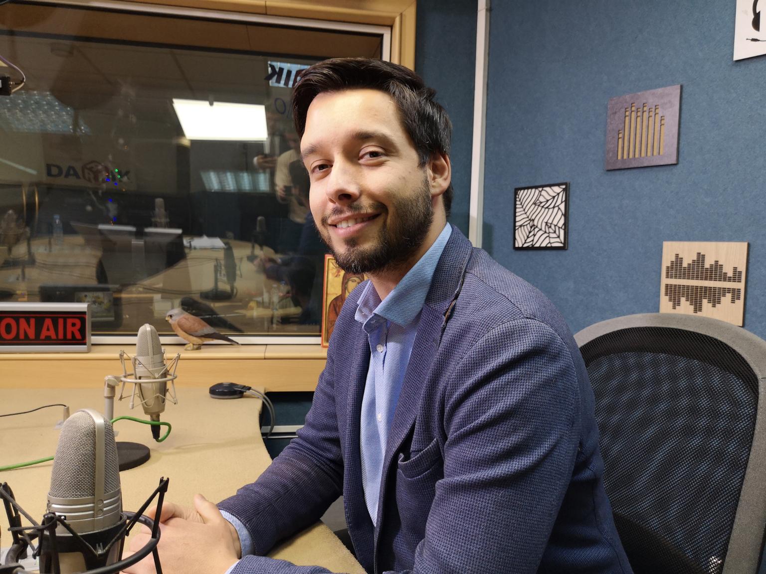 Борис Бонев пред Дарик Радио: Думата за 2020 г. е